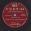 Tennessee Waltz / Sweeter Than The Flowers by Roy Acuff on Columbia.  $5.00 plus S/H