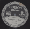 On A Woodliand Glade / Red Moon on Edison Diamond Disc  $2.00 plus S/H