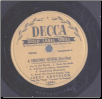 Christmas Festival Parts 1 and 2 by Leroy Anderson on Decca.  $3.00 plus S/H
