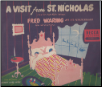 A Visit from St. Nicholas by Fred Waring on Decca.  $4.00 plus S/H