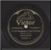 In The Baggage Coach Ahead / I Will Ne'er Forget My Mother and My Home by Vernon Dalhart on Victor.  $4.00 plus S/H