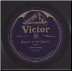 Roamin' in the Gloamin' , Harry Lauder on Victor.  $4.00 plus S/H
