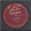 Adeste Fideles by John McCormack on Victor.  $3.00 plus S/H