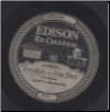 Yoo-Hoo / Somewhere in Naples by Lanin's Orchestra on Edison Diamond Disc.  $7.00 plus S/H