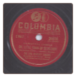 O Little Town of Bethlehem / God Rest Ye Merry Gentlemen by The Lyn Murray Singers on Columbia.  $4.00 plus S/H