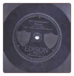 On Wisconsin March / Battle of the Nations on Edison Diamond Disc  $5.00 plus S/H