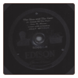 The Hen and the Cow / Oh By Jingo! Oh By Gee! on Edison Diamond Disc.  $5.00 plus S/H
