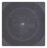 Annie My Own / Toodles on Edison Diamond Disc.  $6.00 plus S/H