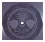 Stille Nacht, heilige nacht / Bandolero on Edison Diamond Disc  $4.00 plus S/H