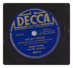 Oh By Jingo / Oh Johnny, Oh Johnny, Oh by Henry Busse on Decca.  $2.00 plus S/H