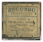 Heavenly Dancers, Played by McNair Ilgenfritz on a Recordo roll.  $4.50 plus S/H
