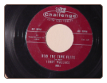 How The Time Flies / With This Ring.  By Jerry Wallace on Challenge.  $2.00 plus S/H