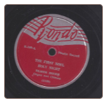 The First Noel / Holy Night and Little Town of Bethlehem  by Elmer Ihrke on Rondo.  $2.00 plus S/H