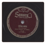 Social Drag / You Went Too Far and Stayed Too Long by Snub Mosley on Sonora.  $2.50 plus S/H