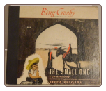 The Small One 78rpm album by Bing Crosby on Decca.  $7.00 plus S/H
