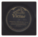 Grieving For You / Feather Your Nest / My Wonder Girl / Coral Sea.  Paul Whiteman on Victor.  $3.00 plus S/H
