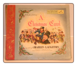 A Christmas Carol as told by Charles Laughton on RCA Victor.  $10.00 plus S/H