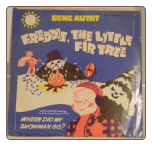 Freddy, The Little Fir Tree / Where Did My Snowman Go? by Gene Autry  on Columbia.  $3.00 plus S/H